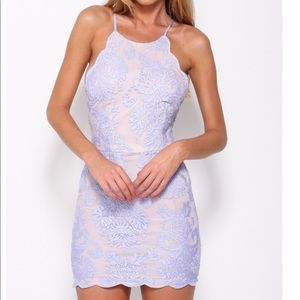 """Hello Molly """"Bedroom Whispers Dress"""" in Lilac"""